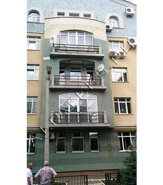 Покраска фасада дома после утепления