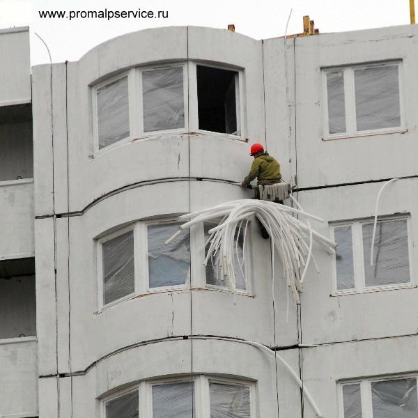 Заявление на заделка межпанельных швов в панельных домах