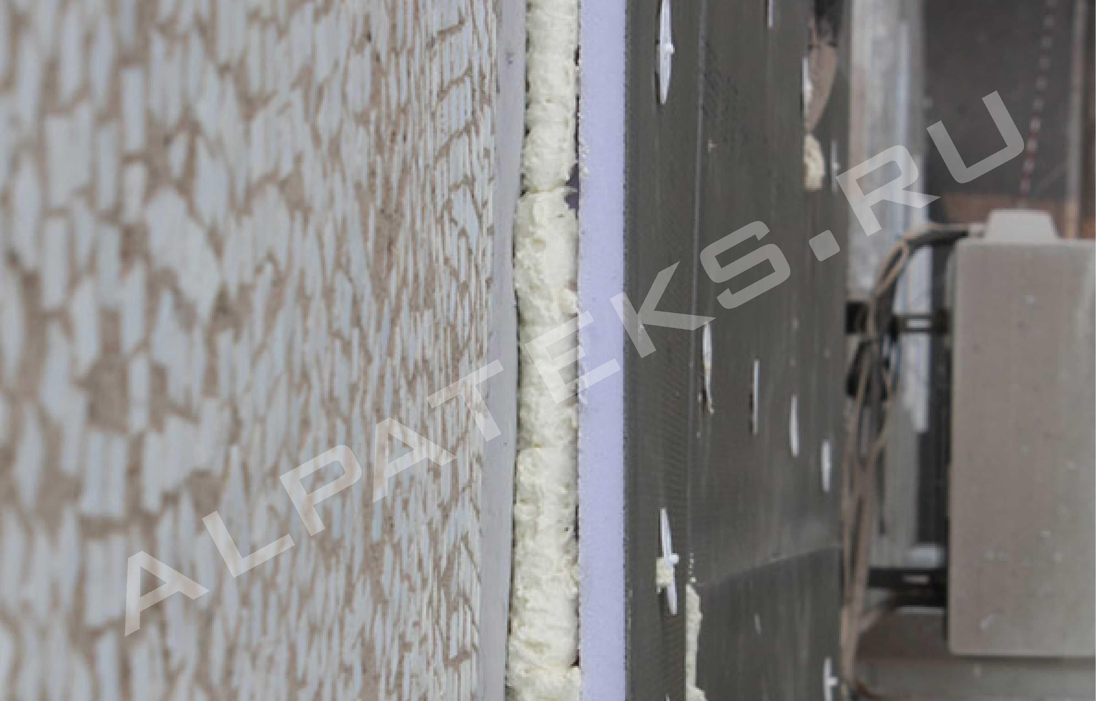 Утепление швов в панельных домах изнутри видео