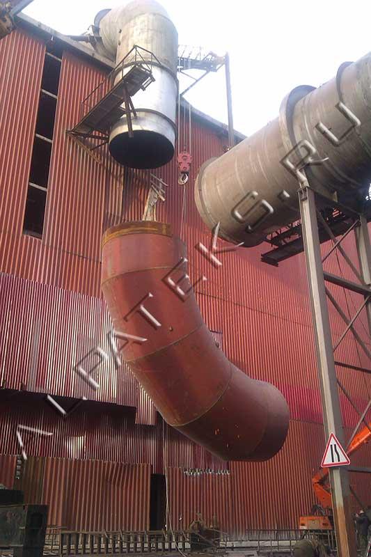 Демонтаж ангара из металлоконструкций цена
